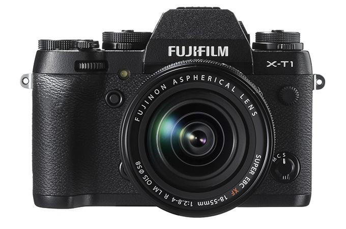 Fujifilm X-T1.