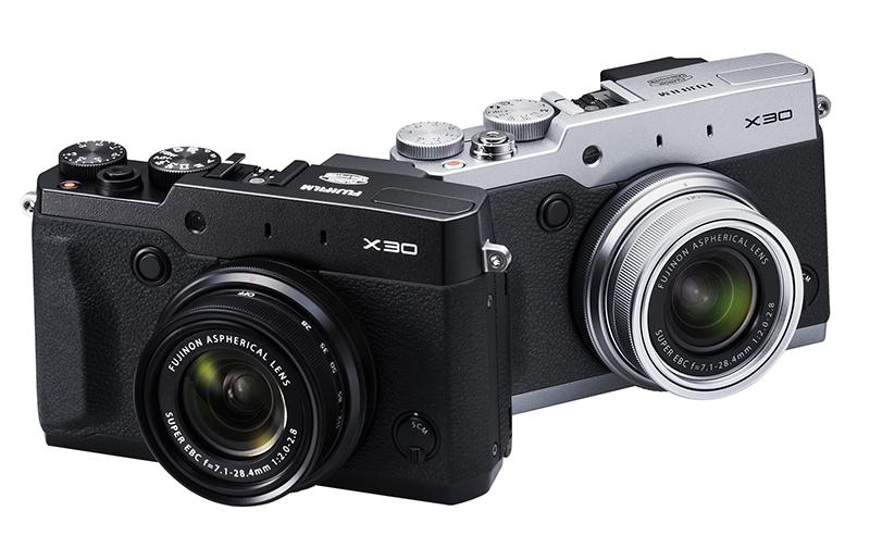 Fujifilm X30.