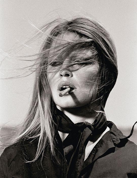 Brigitte Bardot, 1968 © Terry O'Neill