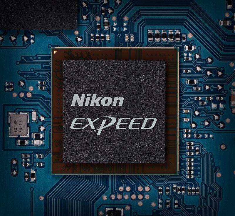Ny og kraftigere signalprosessor gir bedre ytelse og videokvalitet.
