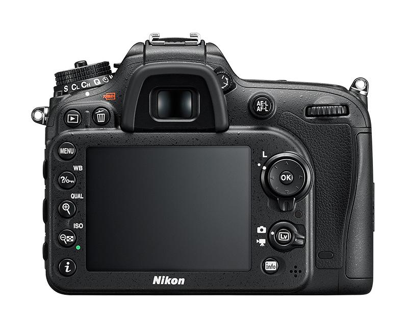 Vi savner en fleksibel skjerm, slik Nikon D750 har, men ellers er videomulighetene forbedret fra D7100.