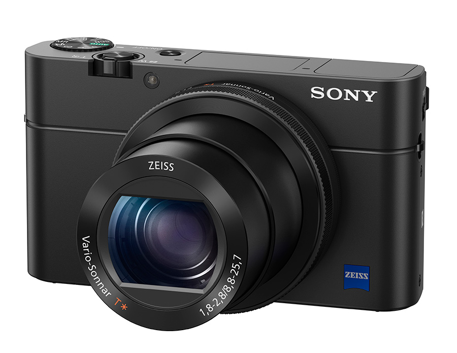 Sony RX100 IV – lommekamera med 4K video og ekstrem ytelse.