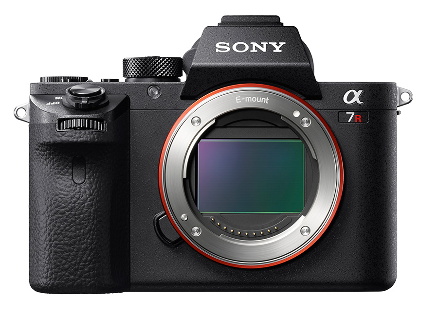 Sony A7R II er flaggskipet blant Sonys profesjonelle speilløse fullformatkameraer.