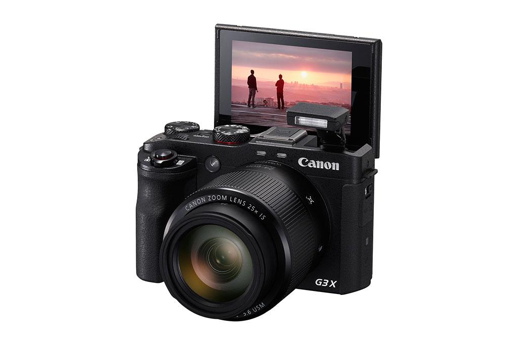 Digital fotografering: Canon PowerShot G3 X