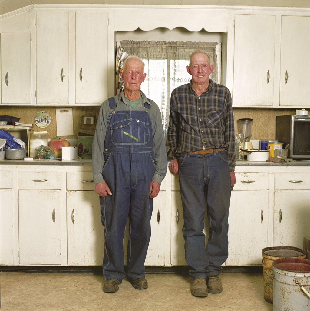 Brødrene Haugen. Foto: Rune Johansen