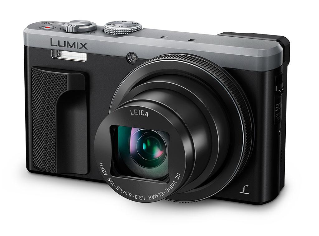 Lumix TZ80 topper TZ6o og TZ70 først og fremst med 4K video, høyere ytelse og bedre autofokus.