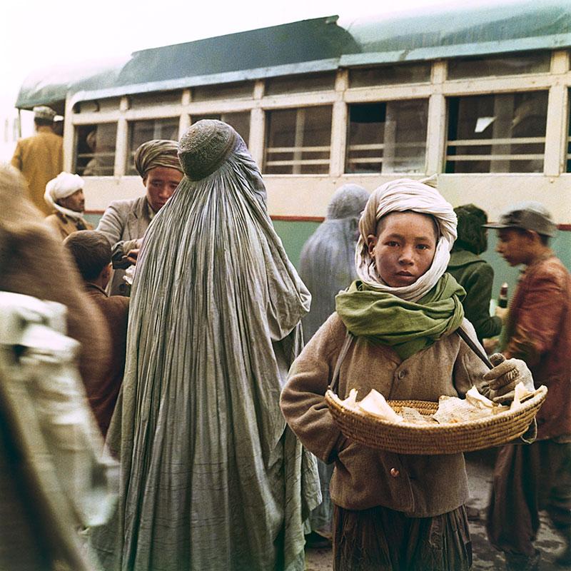 Kabul, Afghanistan 1963. Foto: Kåre Kivijärvi
