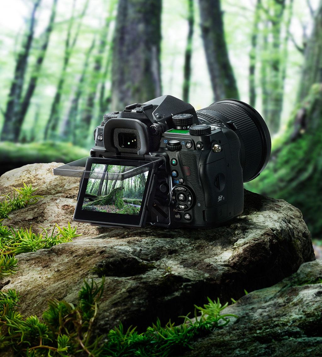 Vi forventer at særlig naturfotografer vil ta i bruk Pentax K-1.