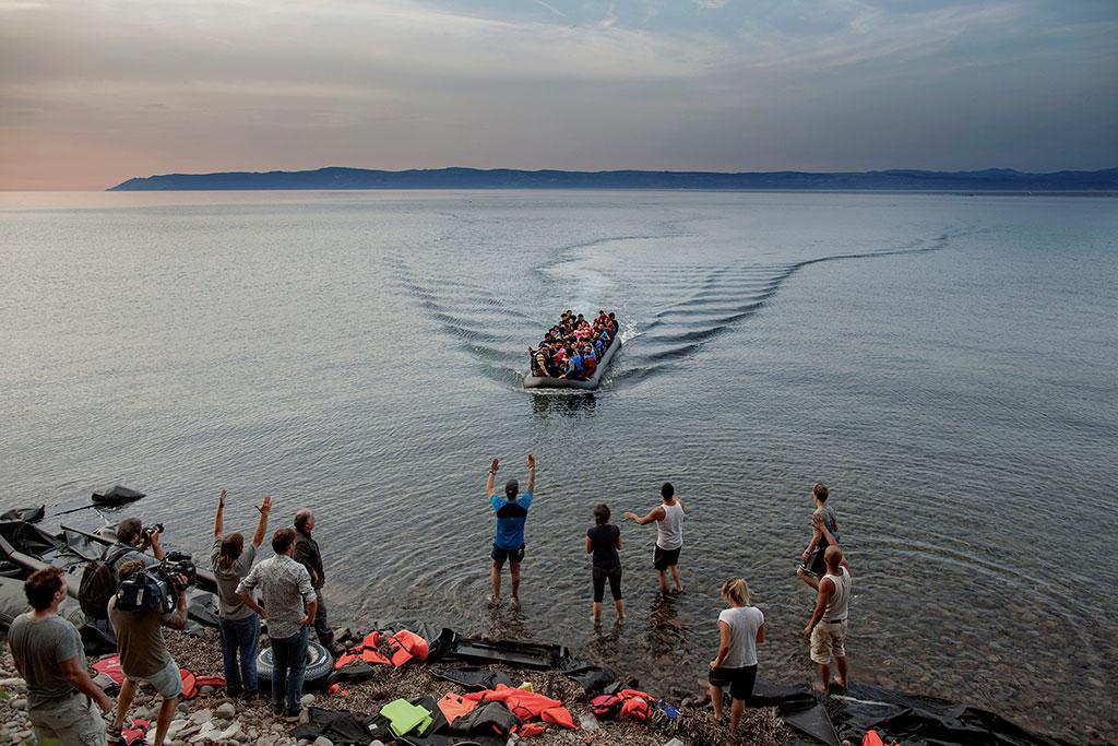 Vinner Dokumentar utland: Espen Rasmussen, VG