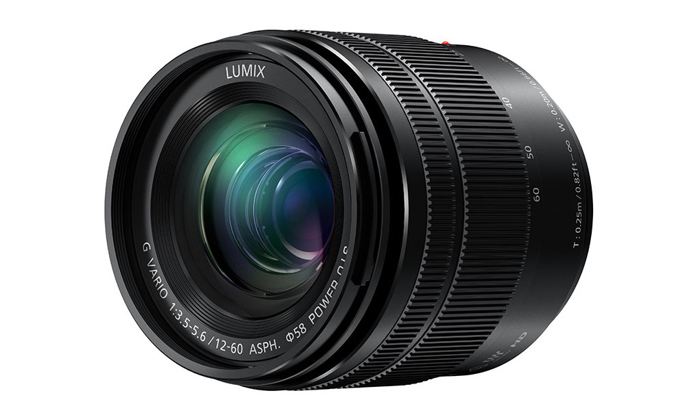 Panasonic Lumix G Vario 12-60mm/F3.5-5.6 Power O.I.S.