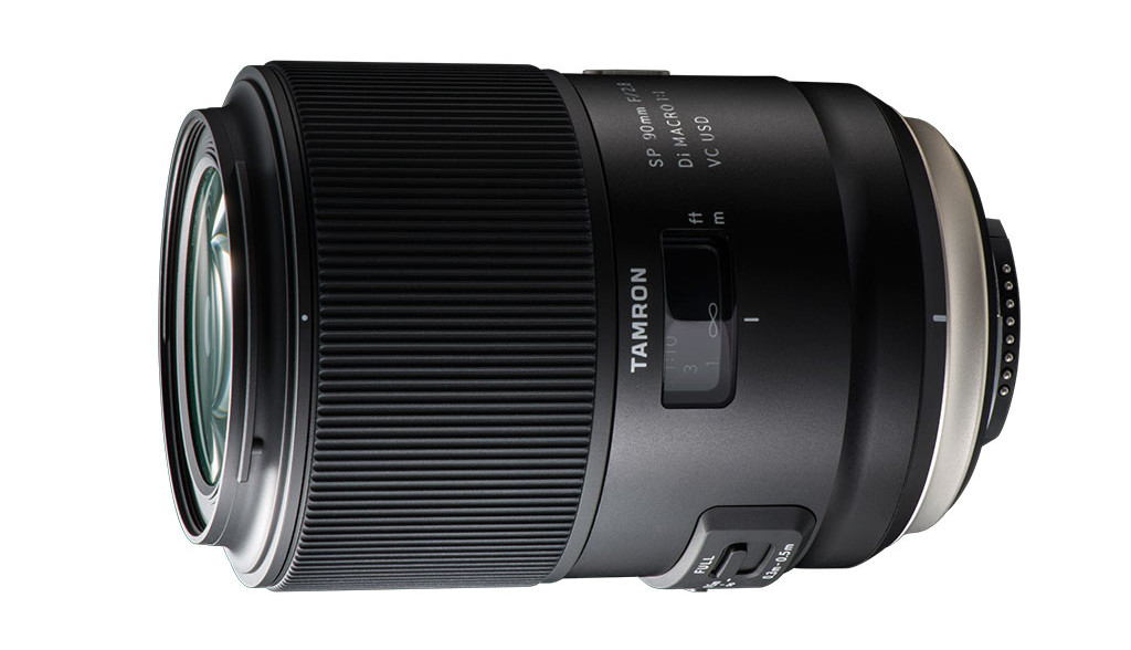 Tamron SP 90mm F/2,8 Di Macro VC USD