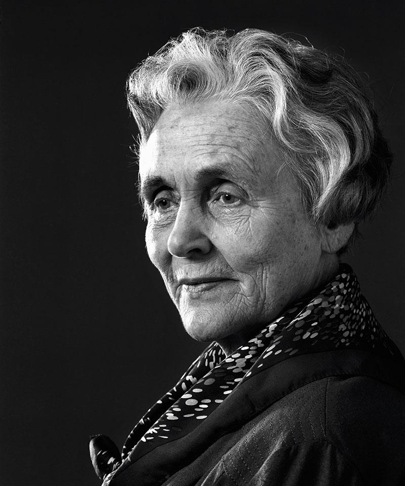Halldis Moren Vesaas © Morten Krogvold, 2016
