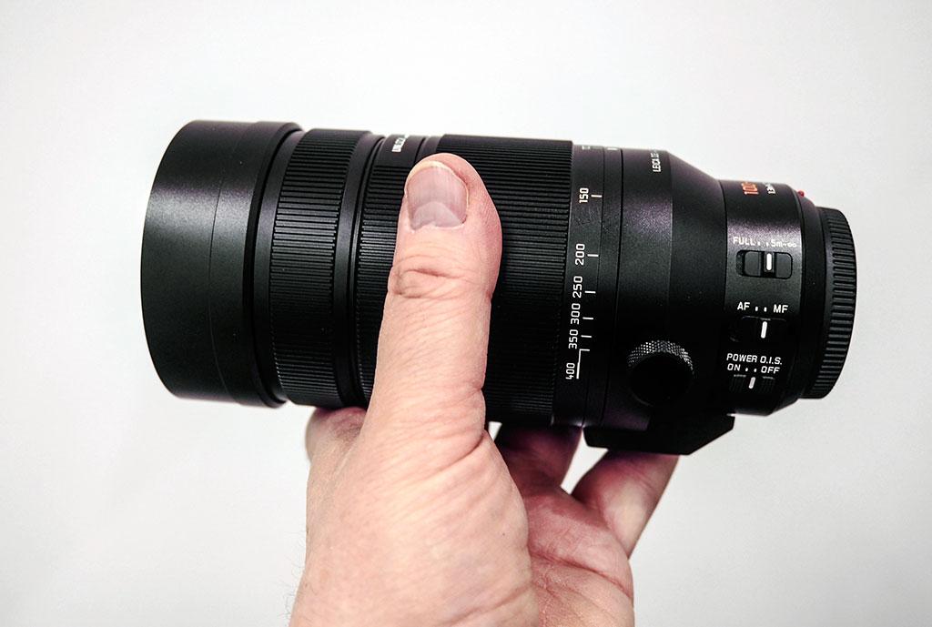 LEICA DG VARIO-ELMAR, 100-400mm, f4.0-6.3