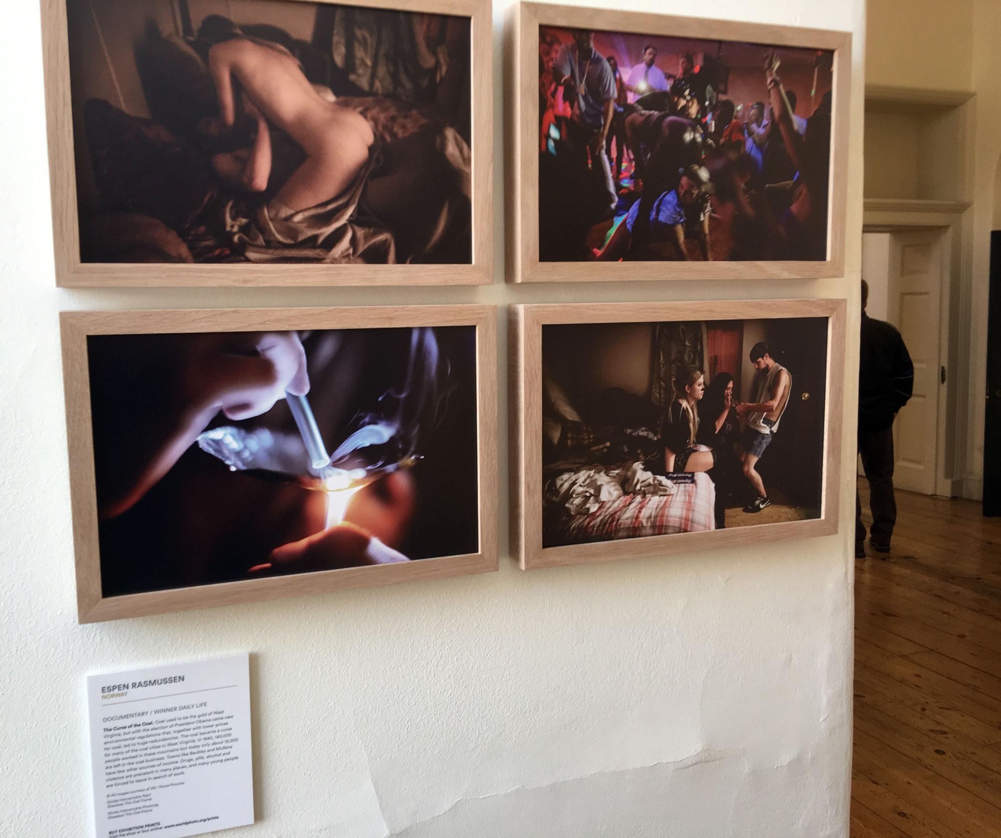 Espen Rasmussens vinnerbidrag er blant de 500 bildene som er utstilt på Somerset House i London 22. april til 8. mai 2016.