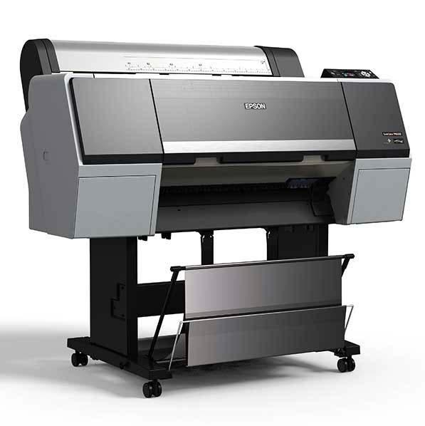 Vi tester utvalgte papirer på nytt med siste gererasjon fotoskriver, en Epson SureColor P6000 med Ultrachrome HD blekk.