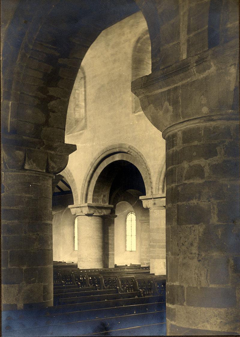 Waldemar Eide: Interiør med lys