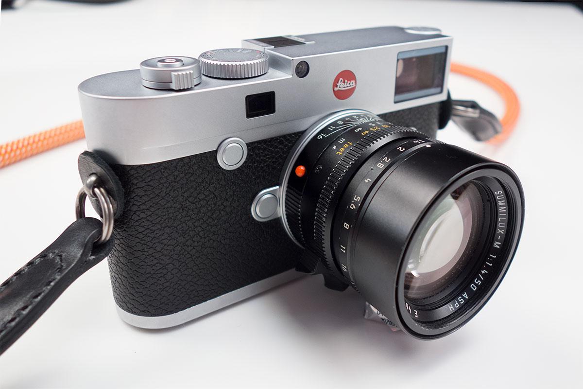 Nye Leica M10