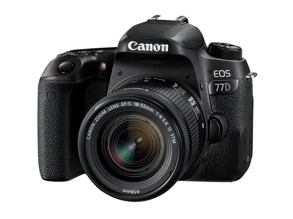 Canon EOS 77D og EOS 800D